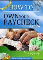 How to Own Your Paycheck Again!